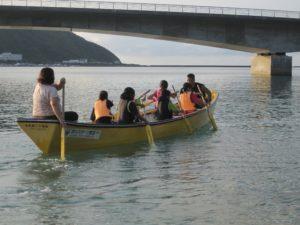 舟こぎ教室